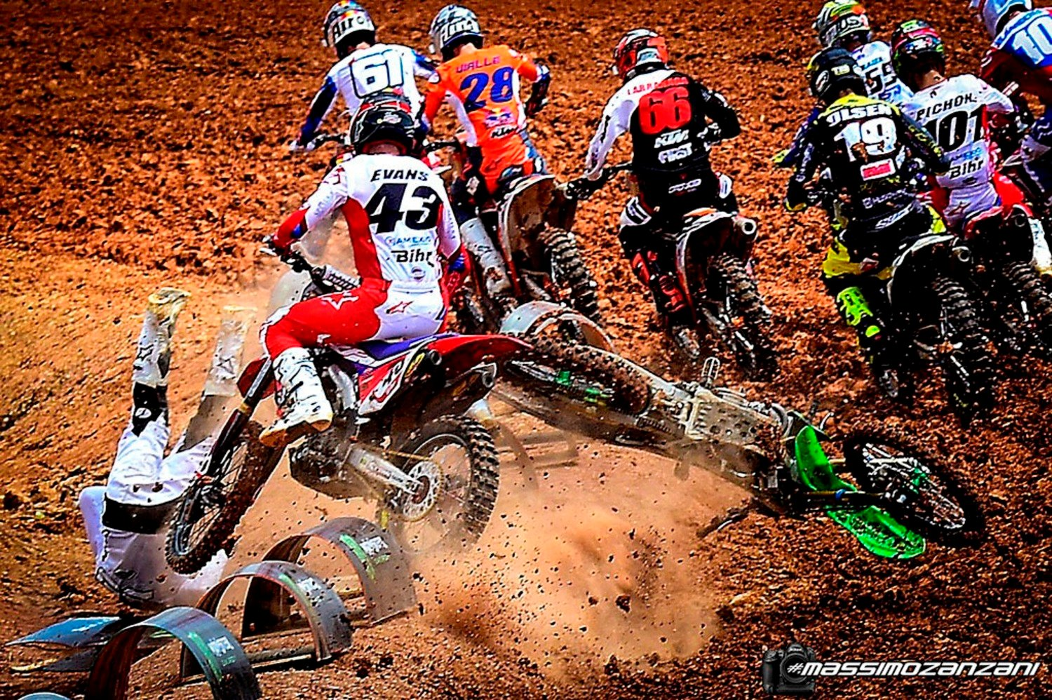 Gallery MX 2019. GP d'Indonesia