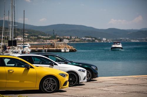 Mercedes: tutta l'emozione del concetto Sedan (7)