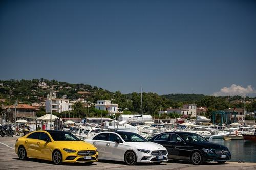 Mercedes: tutta l'emozione del concetto Sedan (8)