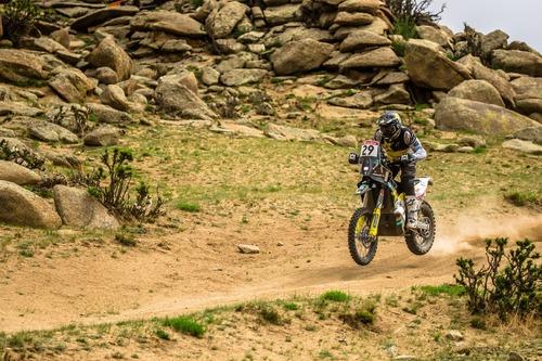 """Silk Way Rally 2019-4. L'Anello di Ulan Bator. Sam """"KTM"""" Sunderland e il solito Al """"Toyota"""" Attiyah (6)"""