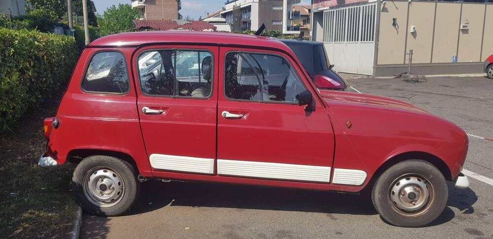 Renault 4 TL d'epoca del 1994 a Paderno Dugnano (3)