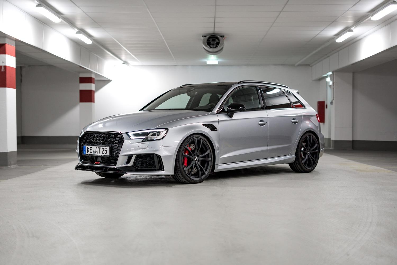 Audi RS3 Sportback, con ABT raggiunge i 470 CV
