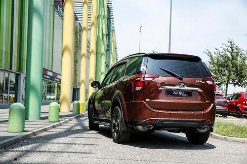 SUV Mahindra, XUV500: 7 posti e fuoristrada soft no-problem. Prezzo? Ancora meno [Foto gallery] (5)
