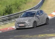 Toyota Yaris: avvistata la nuova generazione [Foto spia]