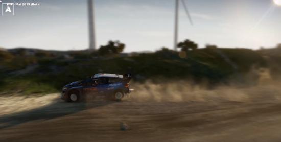 In WRC 8 abbiamo apprezzato i miglioramenti della fisica, specialmente in merito alla fisica delle sospensioni