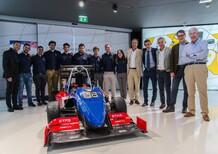 Lamborghini e UniBo Motorsport insieme per la Formula SAE 2019