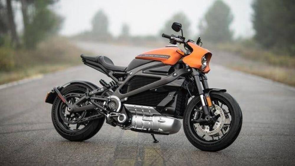 Harley-Davidson LiveWire (2019)