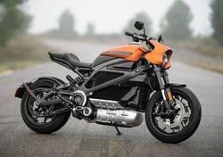 Harley-Davidson LiveWire (2019) nuova