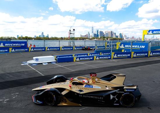Formula E, E-Prix di New York: vince Sebastien Buemi, campionato aperto
