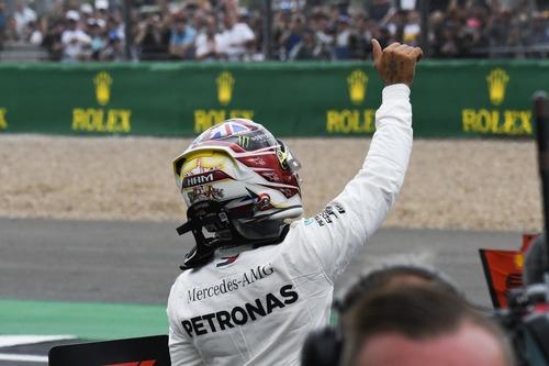 F1, GP Silverstone 2019: vince Hamilton. Terzo Leclerc (5)