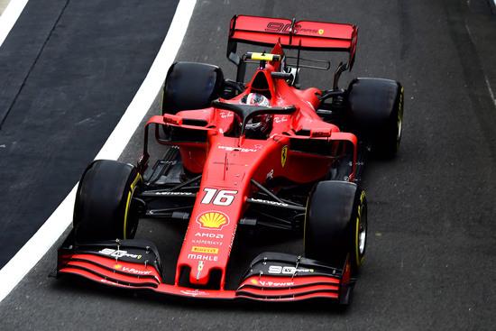 Charles Leclerc scatterà dalla terza posizione a Silverstone