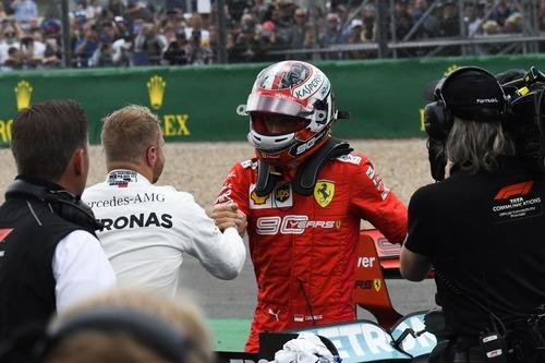 F1, GP Silverstone 2019: Verstappen come 007, Giovinazzi ko (5)