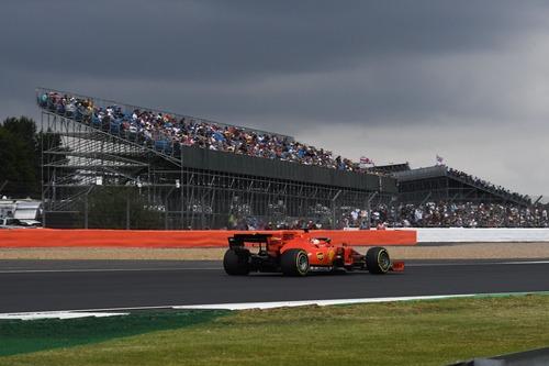 F1, GP Silverstone 2019: Vettel, che succede? (2)