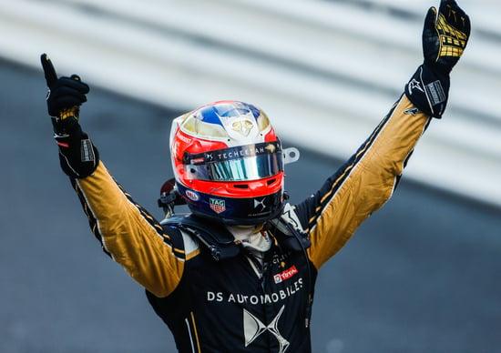 Formula E, E-Prix di New York: Gara2 a Robin Frijns, Jean-Eric Vergne è campione