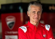 """Paolo Ciabatti (Ducati): """"Abbiamo fiducia in Bautista e vogliamo continuare con lui"""""""