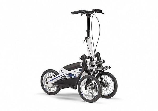 Yamaha TriTown. Il monopattino elettrico con la tecnologia della Niken