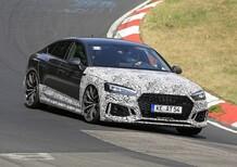 Audi RS5: ancora più estrema con ABT [Foto spia]
