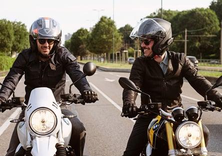 Francesco Montanari e le BMW di una vita: da quella di papà alla sua nuova nineT