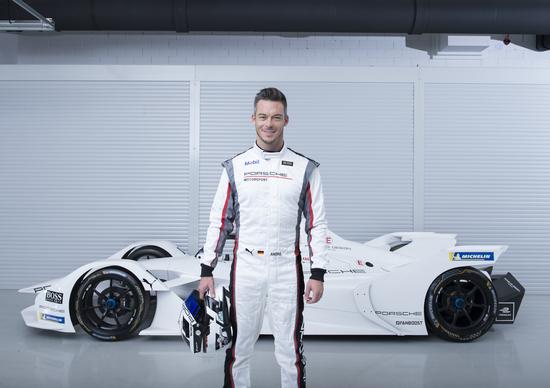 Formula E, Lotterer in Porsche per la stagione 2019/2020