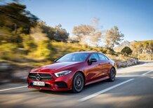 Mercedes CLS | Viaggio nel burro verso l'infinito e oltre [Video]