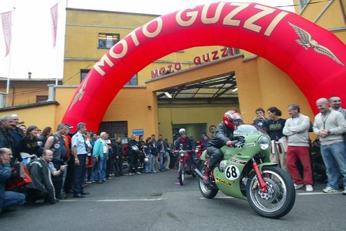 Moto Guzzi Open House 2019, ritorna a Mandello dal 6 all'8 settembre (3)
