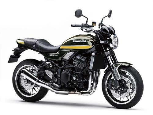 Kawasaki Z900RS 2020. Arriva la Yellow Tiger