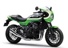 Kawasaki Z900 RS Cafe: nuovi colori 2020