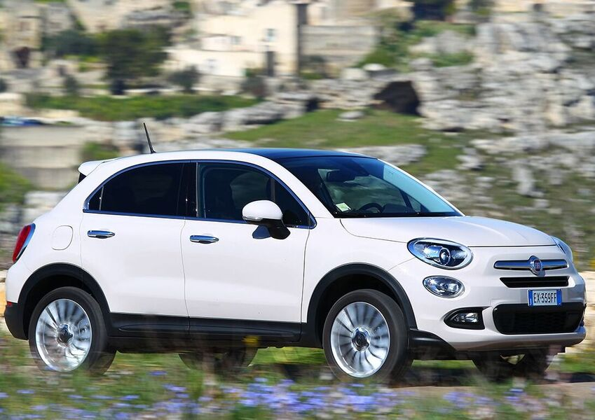 Fiat 500X (2014->>)