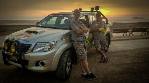 Dakar Rewind. Sud America. Un Viaggio Indimenticabile Durato 10 Anni. 13. Ultima Tappa: Caracas (8)