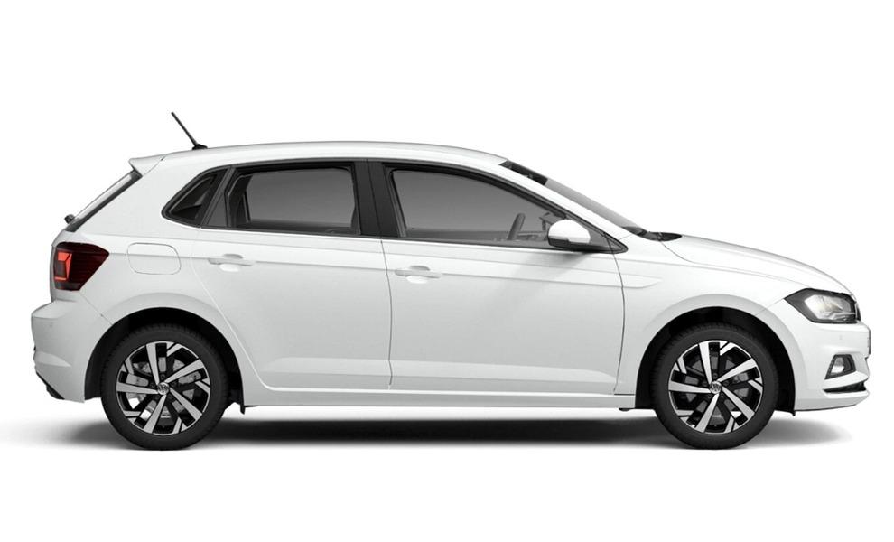 Volkswagen Polo 1.6 TDI 5p. Comfortline BlueMotion Technology (5)