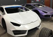 Scoperta fabbrica di false Ferrari e Lamborghini