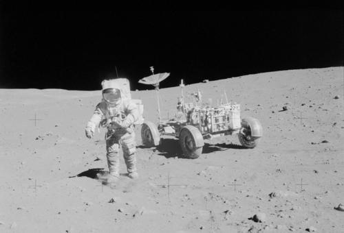 Le moto del programma Apollo per lo sbarco sulla Luna  (7)