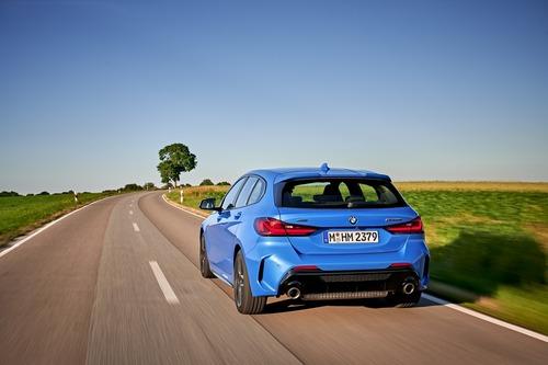 BMW Serie 1 M135i xDrive 2019: parliamone! (4)