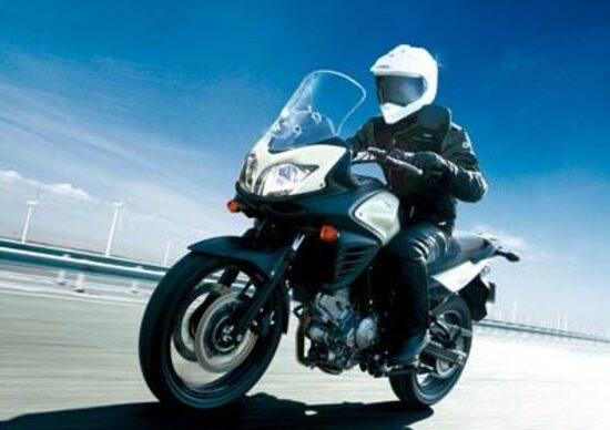 Suzuki V-Strom 650 2012: le prime foto!