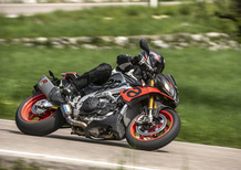 Aprilia Tuono V4 1100 Factory 2019. Naked o supersportiva?