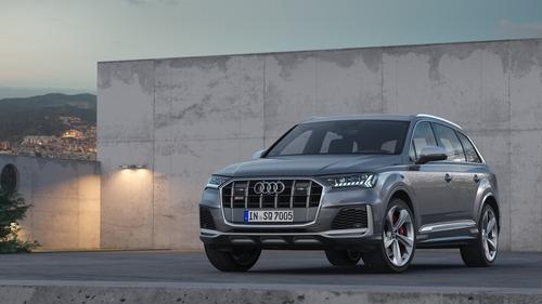 Audi SQ7, svelato il restyling (2)