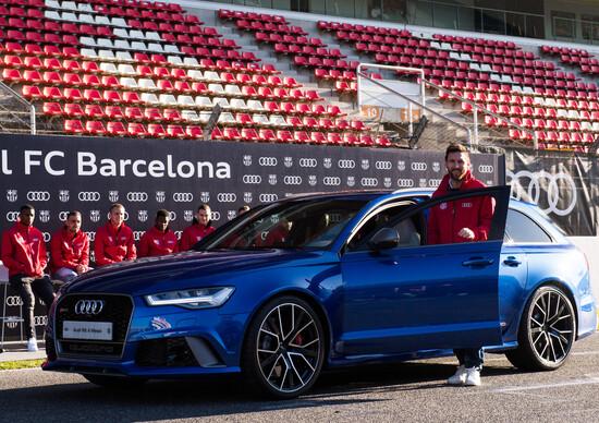 Audi-Barcellona, accordo al termine: i calciatori devono restituire le auto