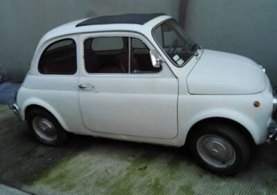 500L d'epoca del 1970 a Albano Sant'Alessandro