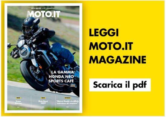 Magazine n° 391, scarica e leggi il meglio di Moto.it