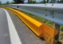 Guardrail salvamotociclisti: l'opinione dell'esperto e le critiche al decreto