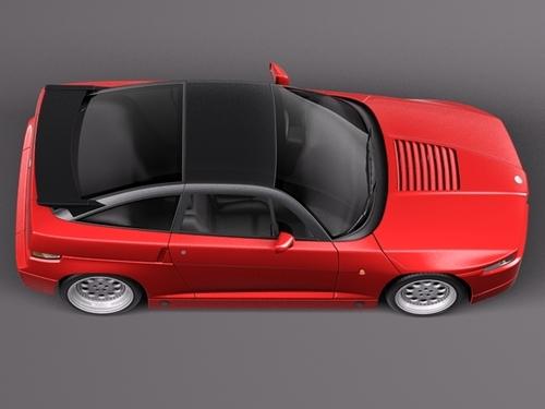 Buon compleanno SZ: trenta anni dalla nascita della rara Alfa Romeo coupé (3)