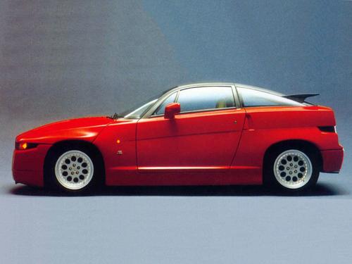 Buon compleanno SZ: trenta anni dalla nascita della rara Alfa Romeo coupé (7)