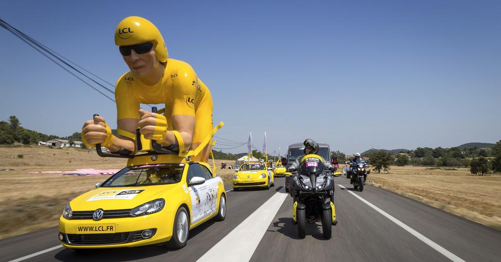Yamaha Niken GT. Test esclusivo al Tour de France