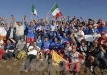 Maglia Azzurra, presentata la squadra nazionale di Enduro