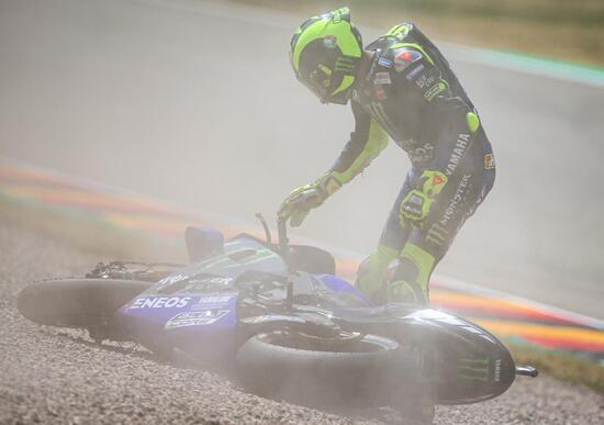 MotoGP. Márquez: Rossi si ritira? Non ci credo