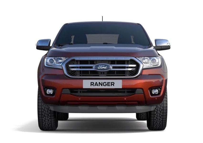 Ford Ranger Ranger 3.2 TDCi DC Limited 5 posti (3)