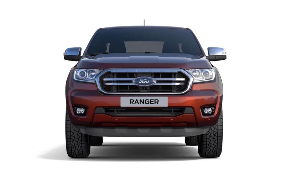 Ford Ranger Ranger 3.2 TDCi aut. DC Wildtrak 5pt. (5)