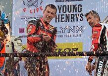 Troy Bayliss, in coppia con suo figlio Oliver, vince la 5 Ore di Sydney