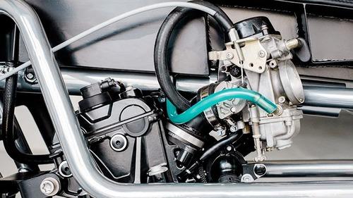 BMW F 850 GS Bauhaus 100: una special da museo che strizza l'occhio alla R 75/5 (7)