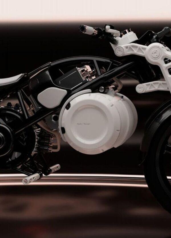 Curtiss Psyche, sta arrivando lanti Harley-Davidson Livewire